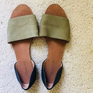 b5c2198ab799 Madewell Thea Sandal Size 7.5
